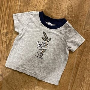 5️⃣ Janie and Jack Koala T-shirt